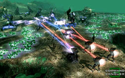 Command & Conquer 3: Tiberium Wars screen shot 5