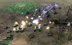 Command & Conquer 3: Tiberium Wars screen shot 6