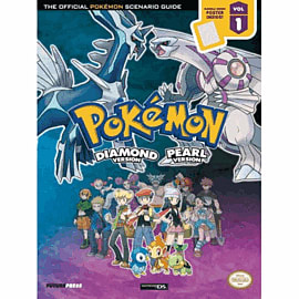 Pokemon Diamond & Pearl Strategy Guide Strategy Guides and Books
