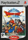 Dragon Quest - The Journey of the Cursed King - Platinum PlayStation 2