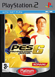 Pro Evolution Soccer 6 - Platinum PlayStation 2