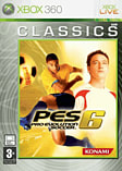 Pro Evolution Soccer 6 - Classic Xbox 360