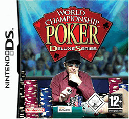 World Championship Poker Delux Series DSi and DS Lite Cover Art