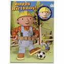Bob the Builder Birthday Card Gifts