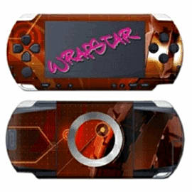 Wrapstar Skin: Ignition PSP