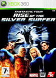 Fantastic Four: The Rise of the Silver Surfer Xbox 360