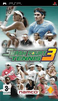 Smash Court Tennis 3 PSP