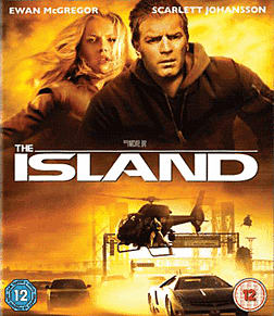 The Island (BluRay) Blu-Ray 