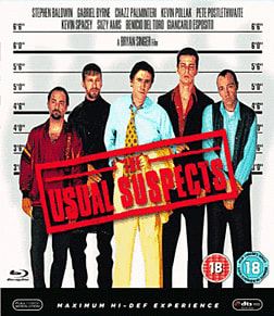The Usual Suspects (Blu-ray) Blu-ray