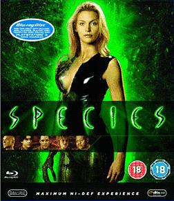 Species (Blu-ray) Blu-ray