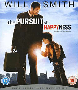 Pursuit of Happyness Blu-Ray