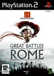 The History Channel: Great Battles of Rome PlayStation 2