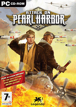 Attack on Pearl Harbor PC Games and Downloads Cover Art