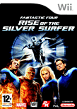 Fantastic Four: The Rise of The Silver Surfer Wii