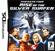 Fantastic Four: Rise of The Silver Surfer DSi and DS Lite