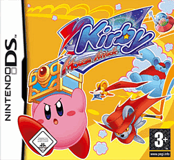 Kirby Mouse Attack DSi and DS Lite