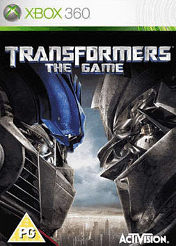 Transformers: The Game Xbox 360
