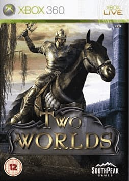 Two Worlds Xbox 360 Cover Art
