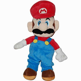 Nintendo Mario Plush 35cm Toys and Gadgets