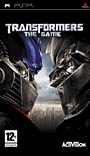 Transformers: The Game PSP