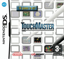 TouchMaster DSi and DS Lite Cover Art