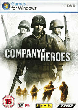 Company of Heroes: DirectX 10 Edition PC Games and Downloads Cover Art