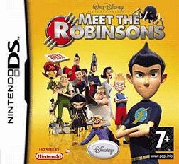 Meet The Robinsons - Disney on the Go DSi and DS Lite