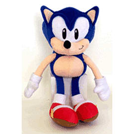 Sonic Plush Toys and Gadgets