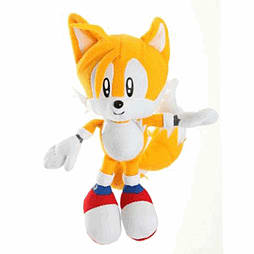 Classic Tails Plush Large  Toys and Gadgets