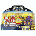 Transformers Attacktix Starter Set Toys and Gadgets