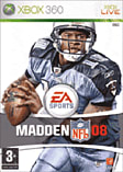 Madden NFL 08 Xbox 360