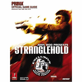 John Woo's Stranglehold Strategy Guide Strategy Guides and Books