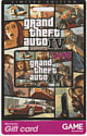 GTA IV Gift Card - 30 Gifts