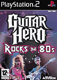 Guitar Hero: Rocks the 80s PlayStation 2