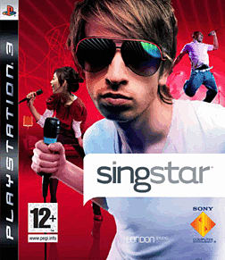 Singstar for PlayStation 3 with Microphones PlayStation 3