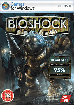 BioShock PC Games and Downloads Cover Art