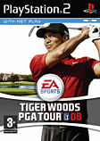 Tiger Woods PGA Tour 08 PlayStation 2