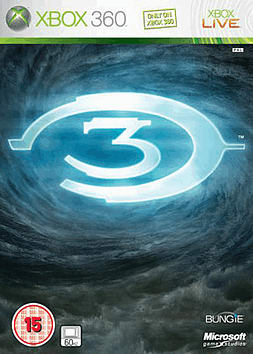 Halo 3 Limited Collectors Edition Xbox 360 Cover Art