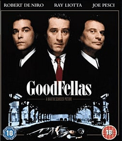 Goodfellas (Blu-ray) Blu-ray