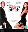 Mr and Mrs Smith Blu-ray