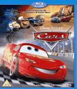 Cars Blu-ray
