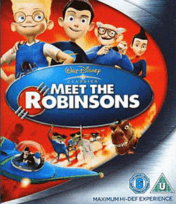 Meet The Robinsons Dvd Blu-ray