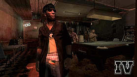Grand Theft Auto IV screen shot 2