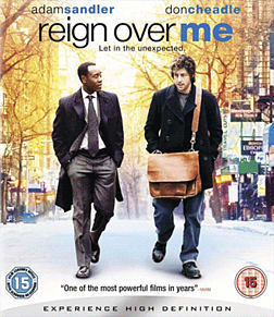 Reign over Me Blu-ray