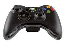 Official Xbox 360 Wireless Controller - Black screen shot 1