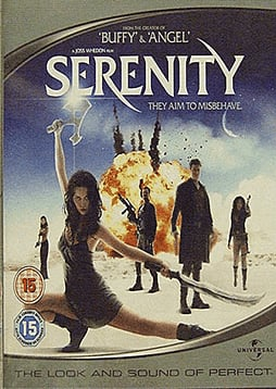 Serenity HD-DVD 