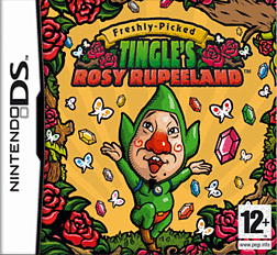 Freshly Picked - Tingle's Rosy Rupeeland DSi and DS Lite