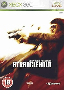 John Woo Presents Stranglehold Xbox 360 Cover Art