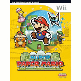 Super Paper Mario Strategy Guide Strategy Guides and Books