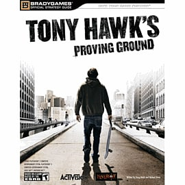 Tony Hawk's Proving Ground Official Strategy Guide Strategy Guides and Books
